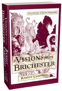 Visions from Brichester [trade paperback] by Ramsey Campbell